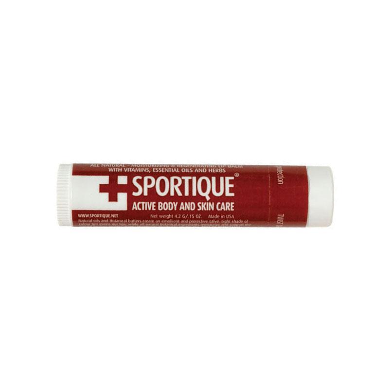 Sportique Lesk na rty Kaštan 4,2 g
