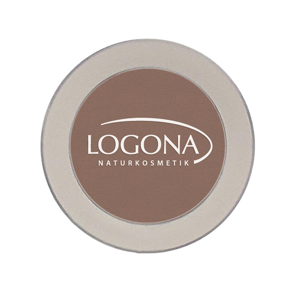 Logona Oční stíny mono 02 čokoláda 2 g