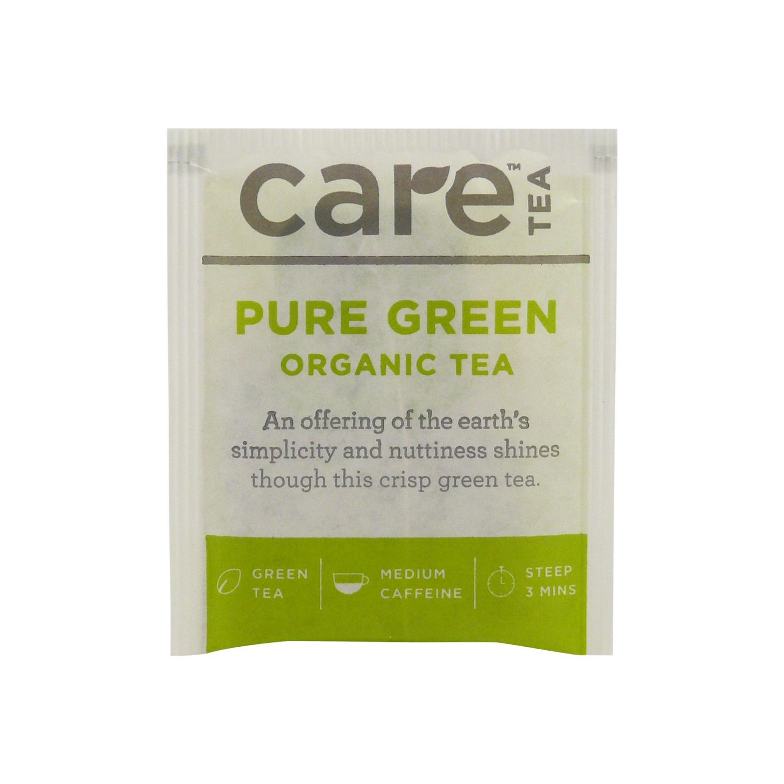 Care Tea Zelený čaj Pure Green 1 ks, 2 g