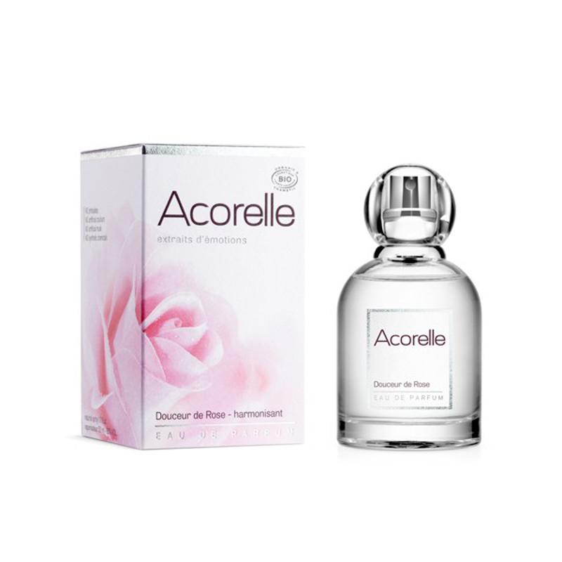 Acorelle Parfémová voda Růže 50 ml