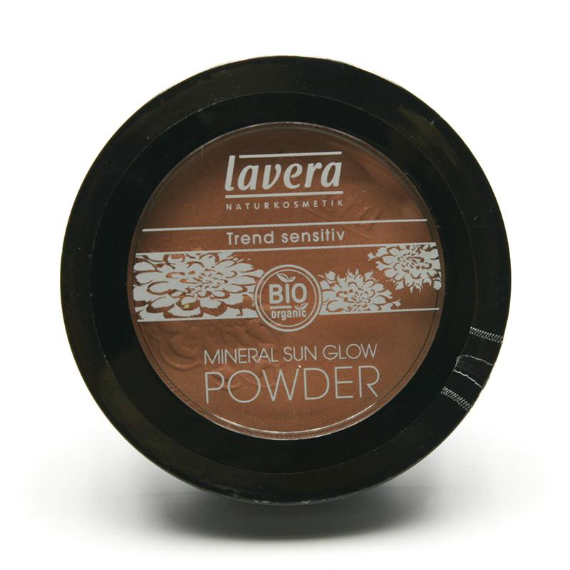 Lavera Minerální třpytivý pudr 02 sunbronze, Trend Sensitive 6,1 g