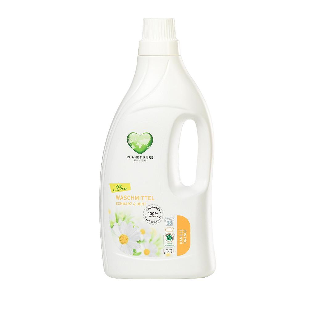 Planet Pure Bio prací gel heřmánek a pomeranč 1,55 l