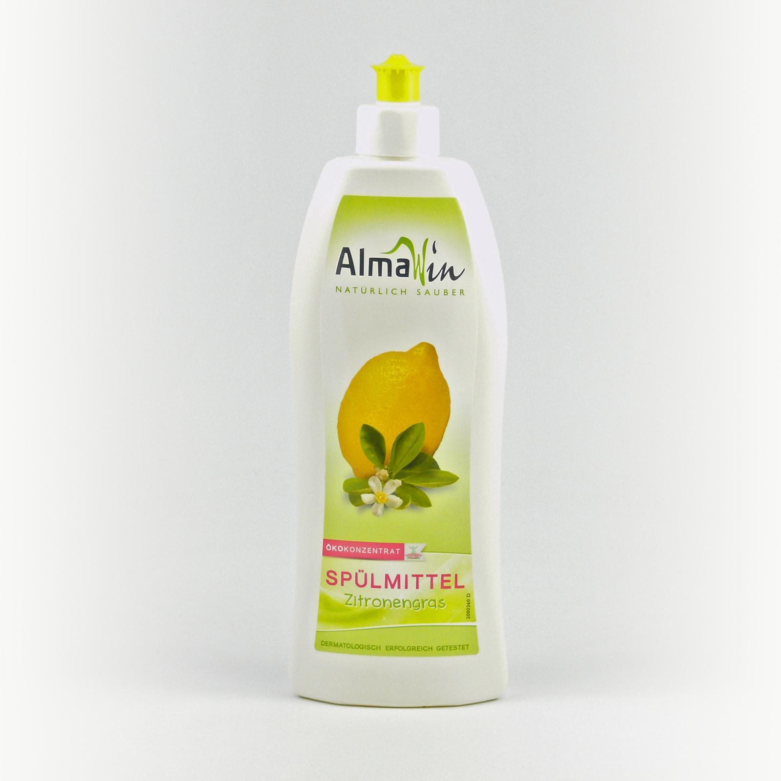 AlmaWin Prostředek na nádobí 500 ml