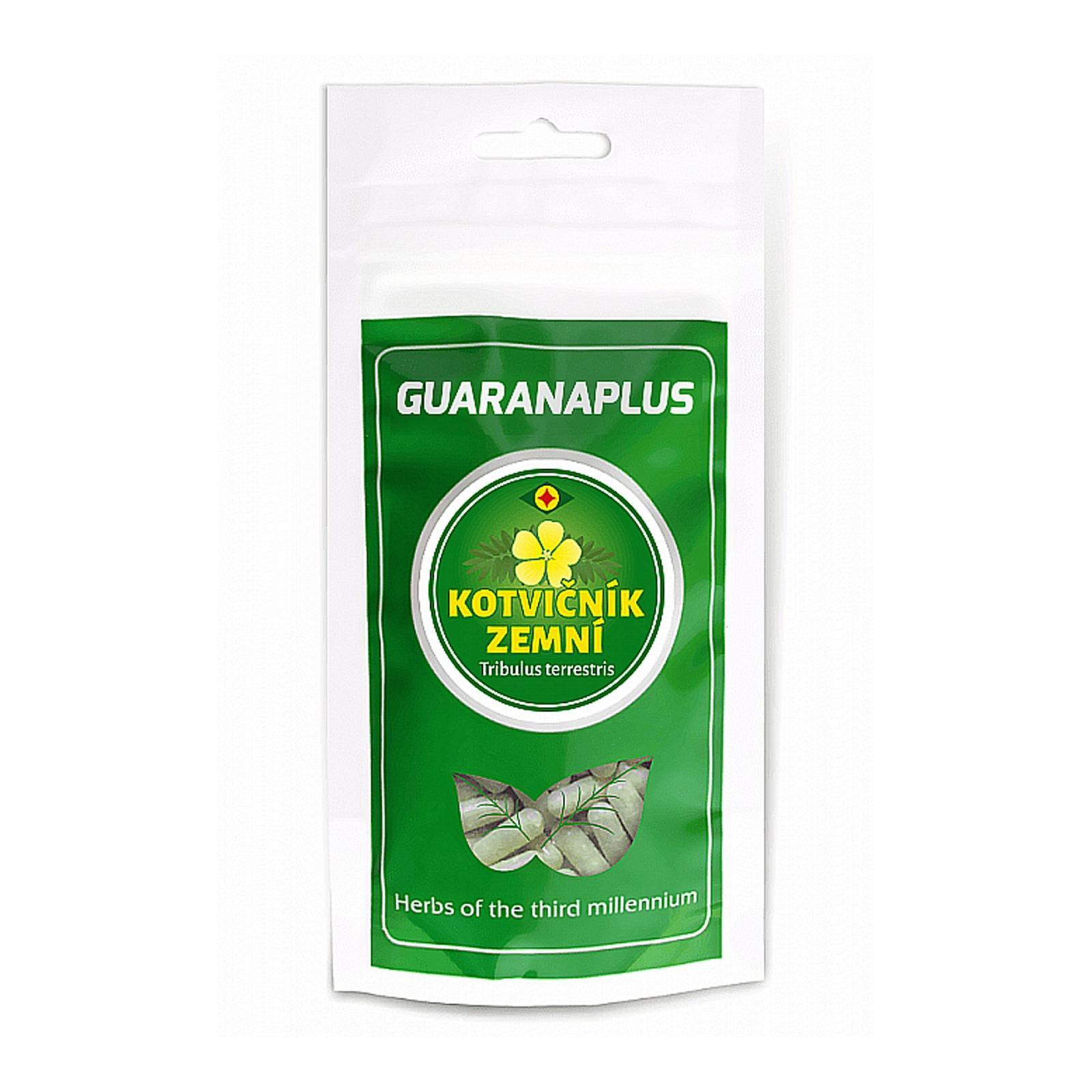 Guaranaplus Kotvičník zemní, kapsle 100 ks, 40 g