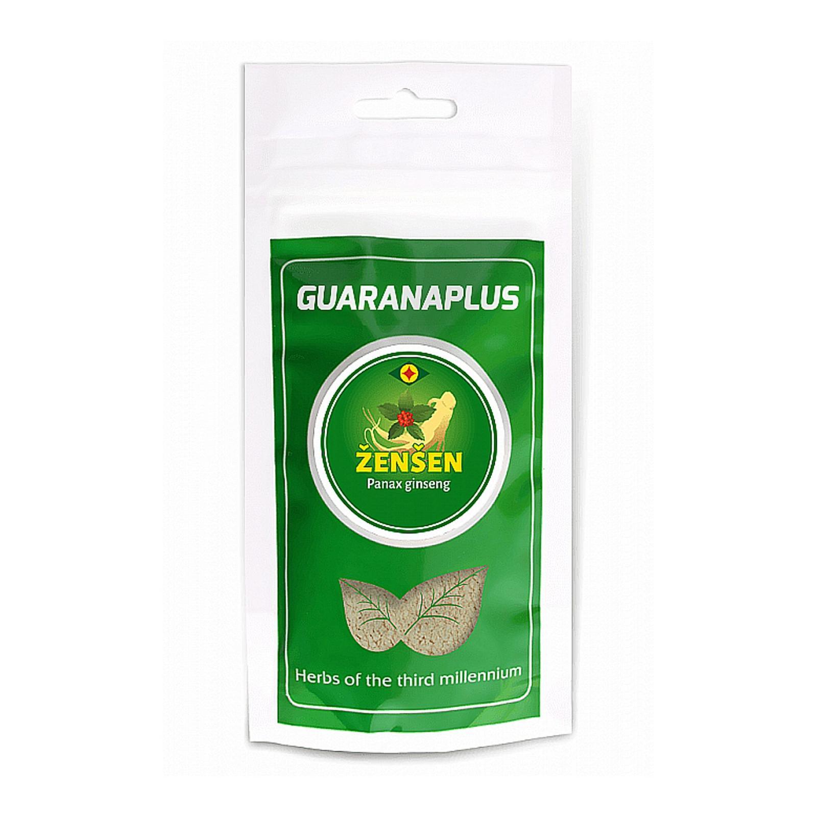 Guaranaplus Ženšen pravý, prášek 50 g