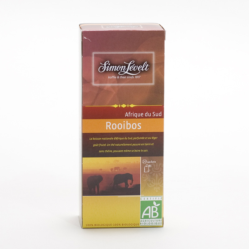 Simon Levelt Rooibos Jižní Afrika 22 ks, 38,5 g