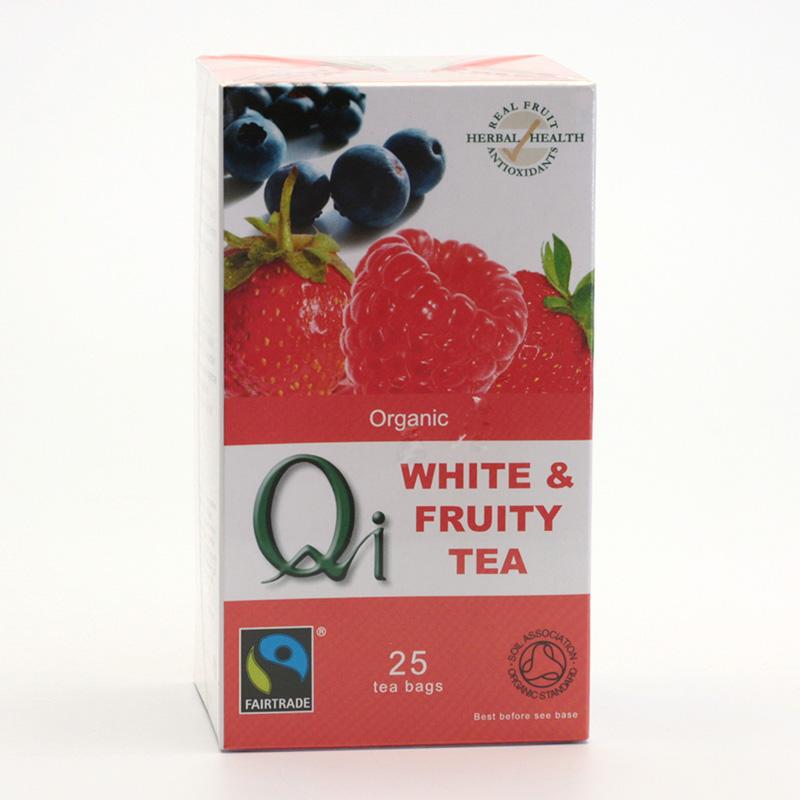 Herbal Health Výprodej Čaj Qi bílý s ovocem