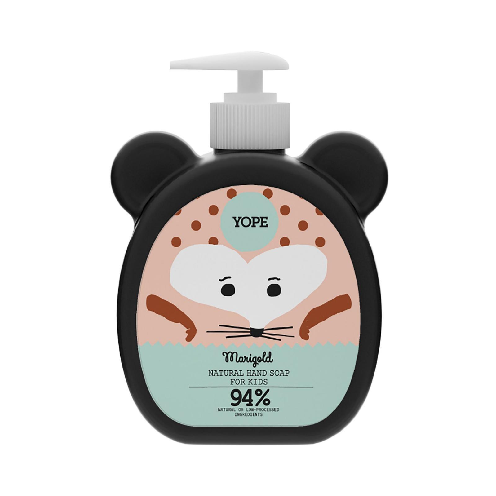 Yope Tekuté mýdlo na ruce pro děti s měsíčkem 400 ml