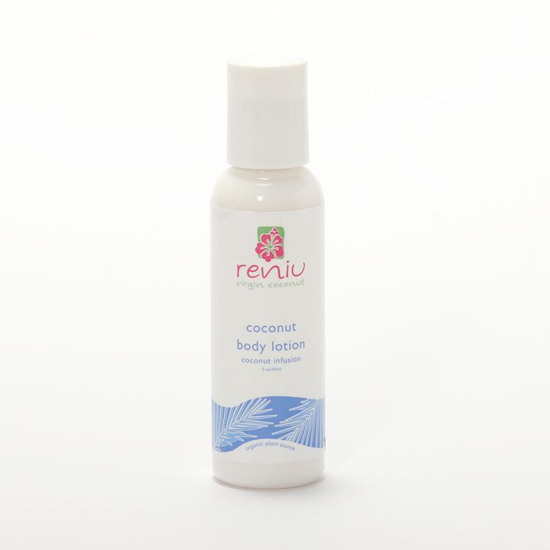 Reniu Fiji Tělové mléko, kokos 59 ml