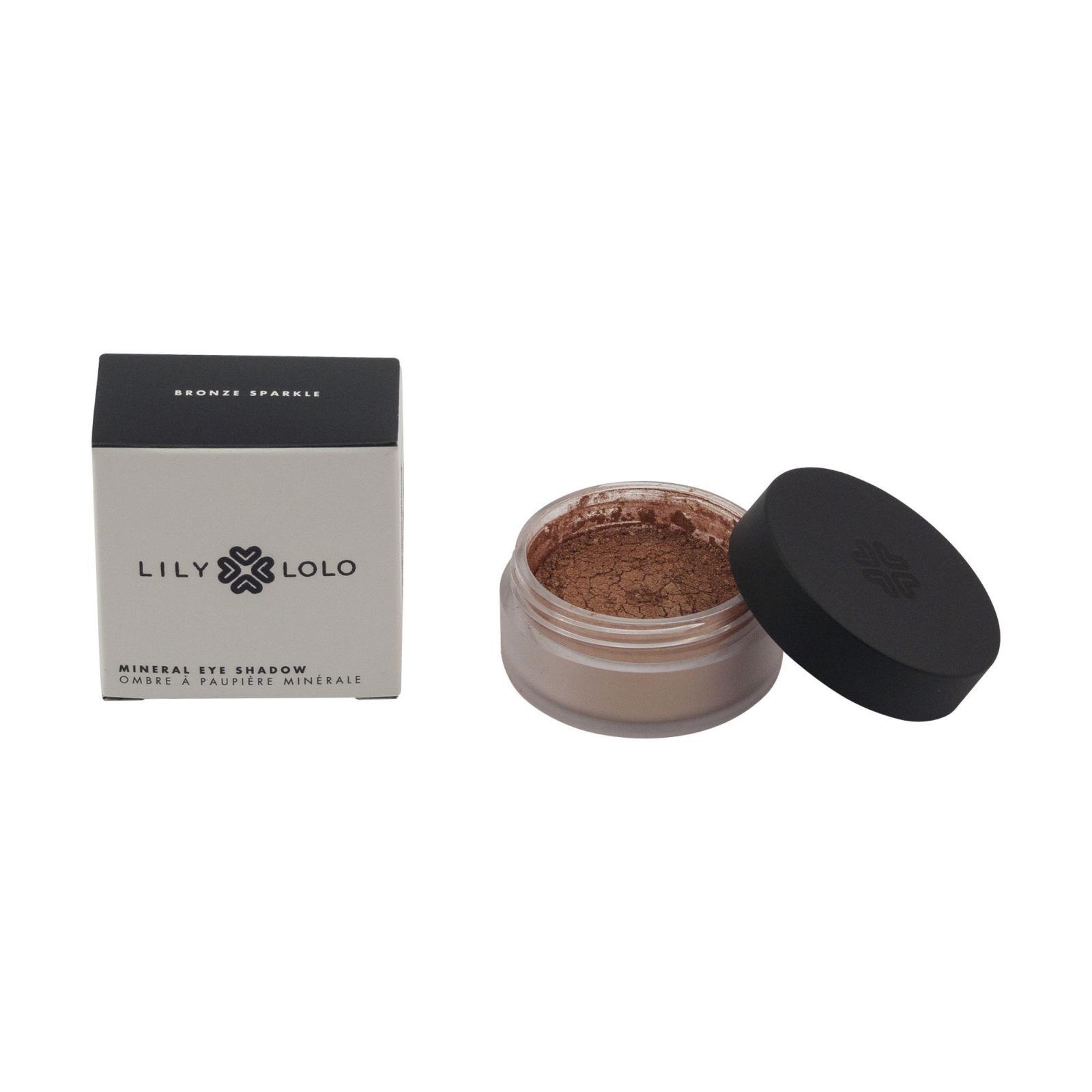 Lily Lolo Mineral Cosmetics Minerální oční stíny Bronze Sparkle 2,5 g