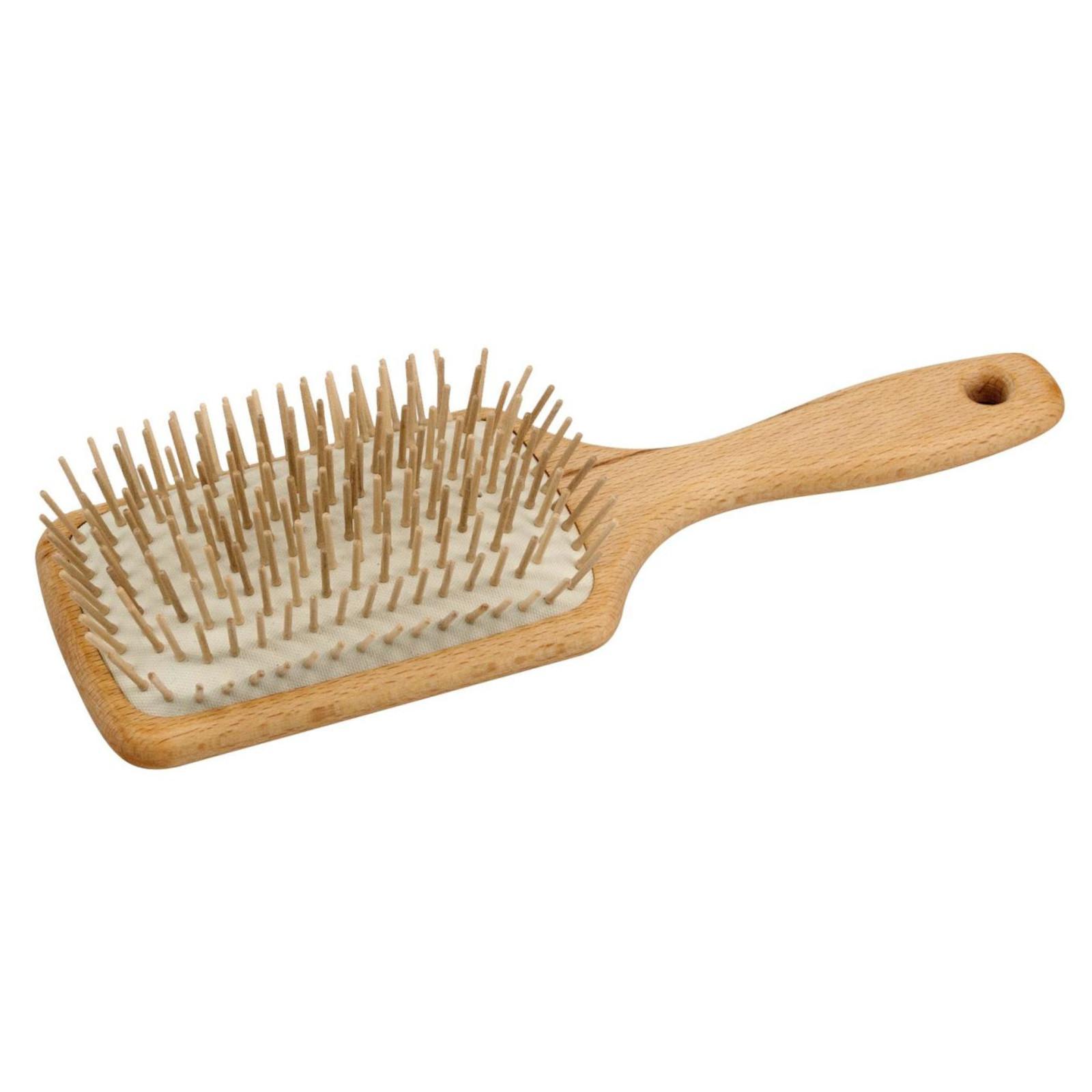 Redecker Bukový kartáč na husté vlasy 24,5 cm