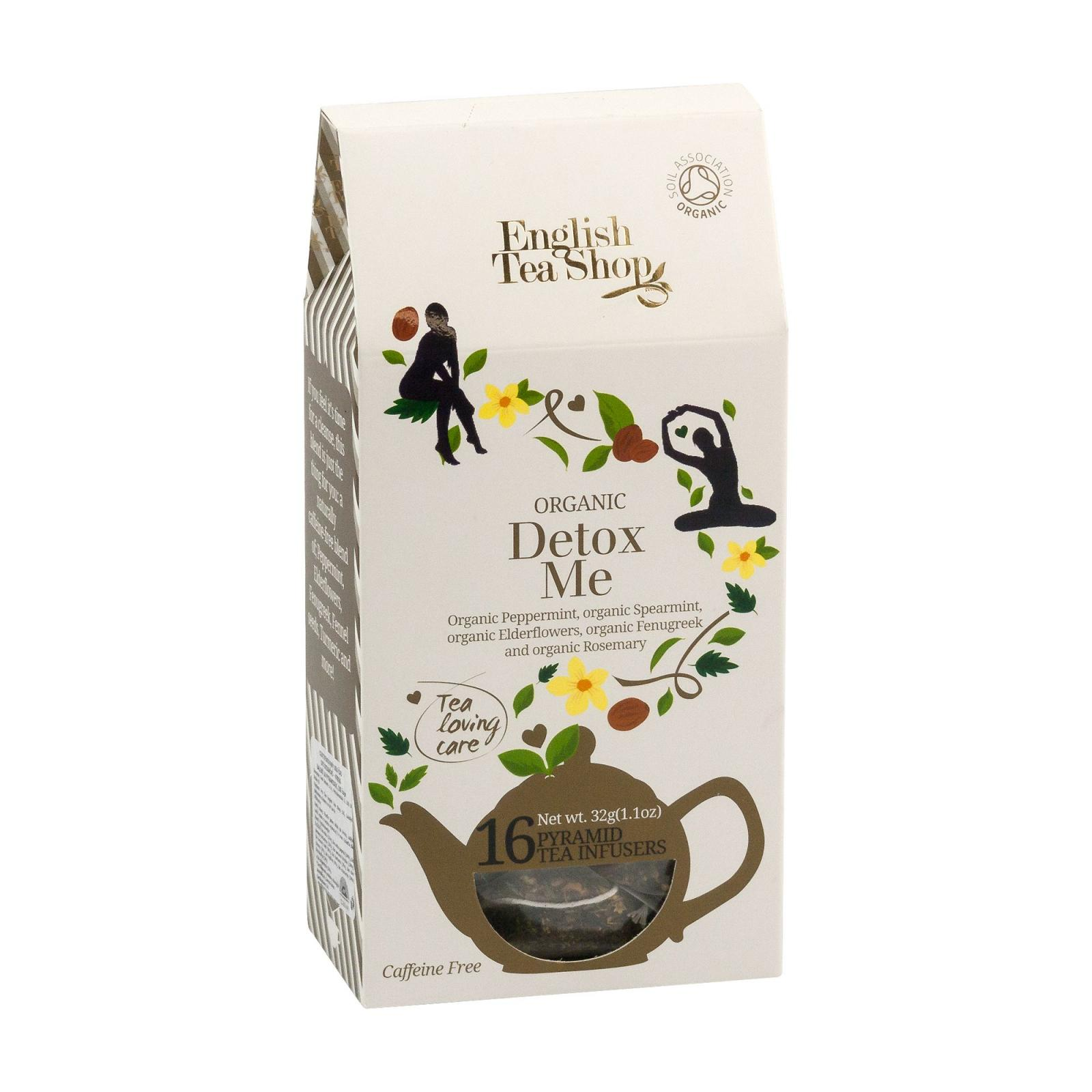 English Tea Shop Čaj Detox Me 16 ks, 32 g
