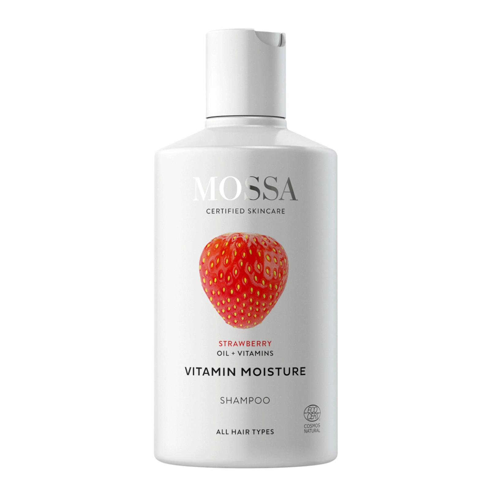 MOSSA Hydratační šampon 300 ml