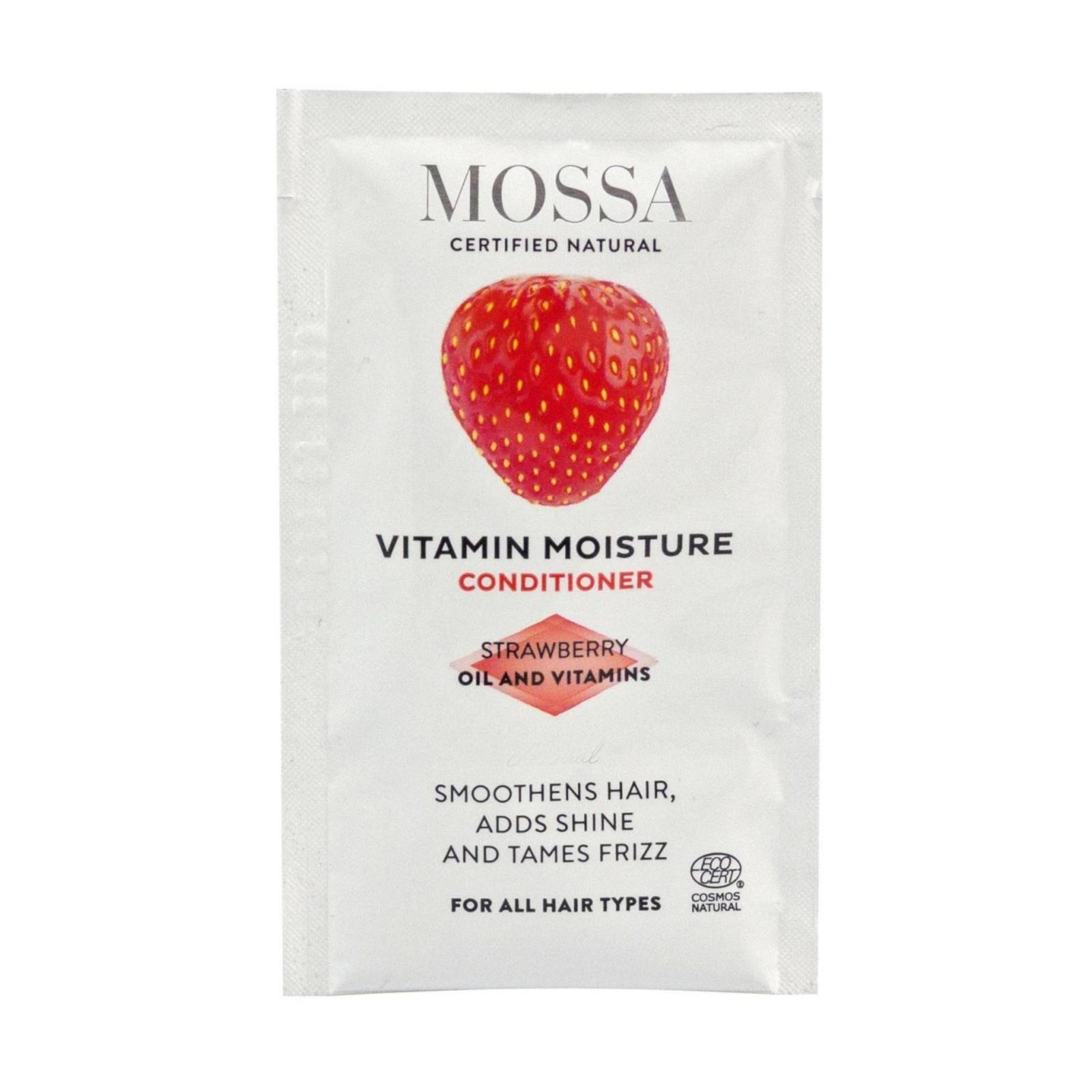 MOSSA Hydratační kondicionér 10 ml