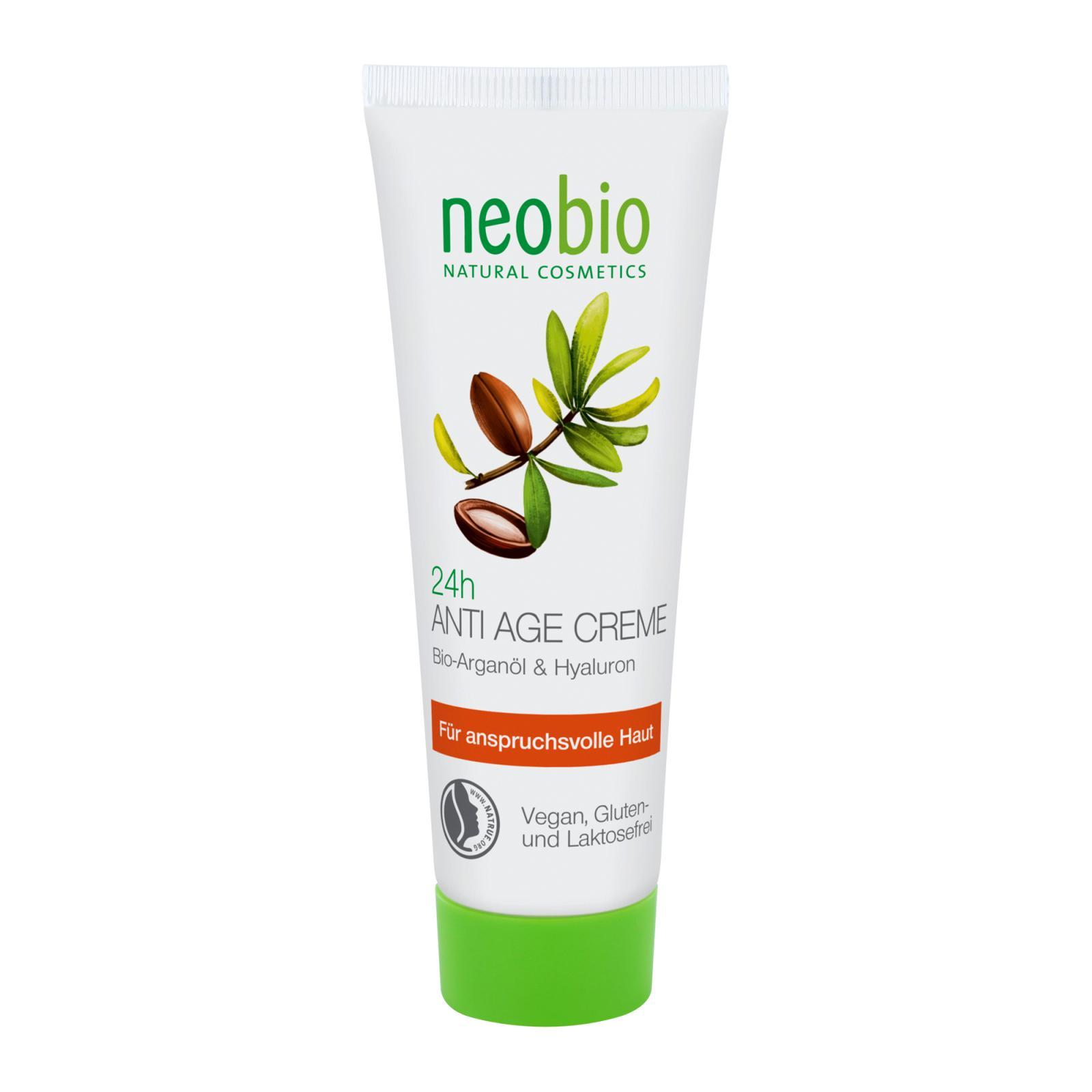 Neobio 24h anti-age krém 50 ml