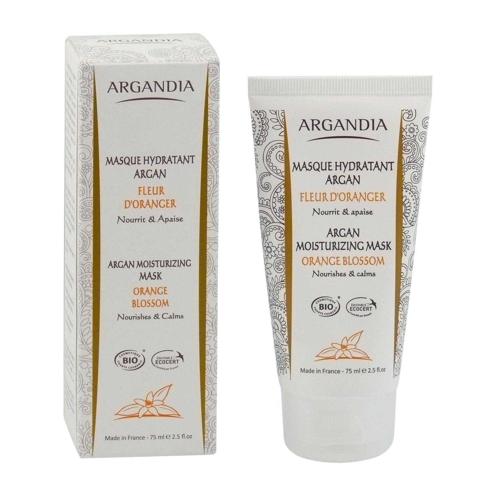 Argandia Hydratační maska Argan 75 ml