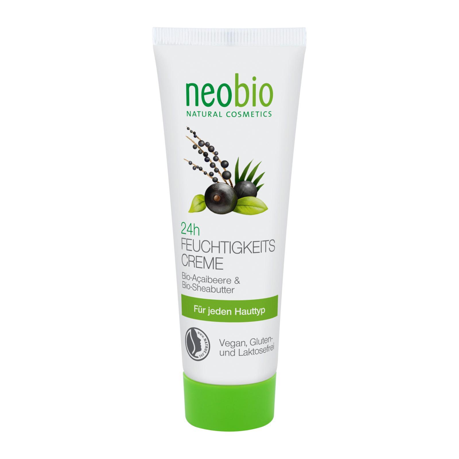 Neobio 24h hydratační krém 50 ml