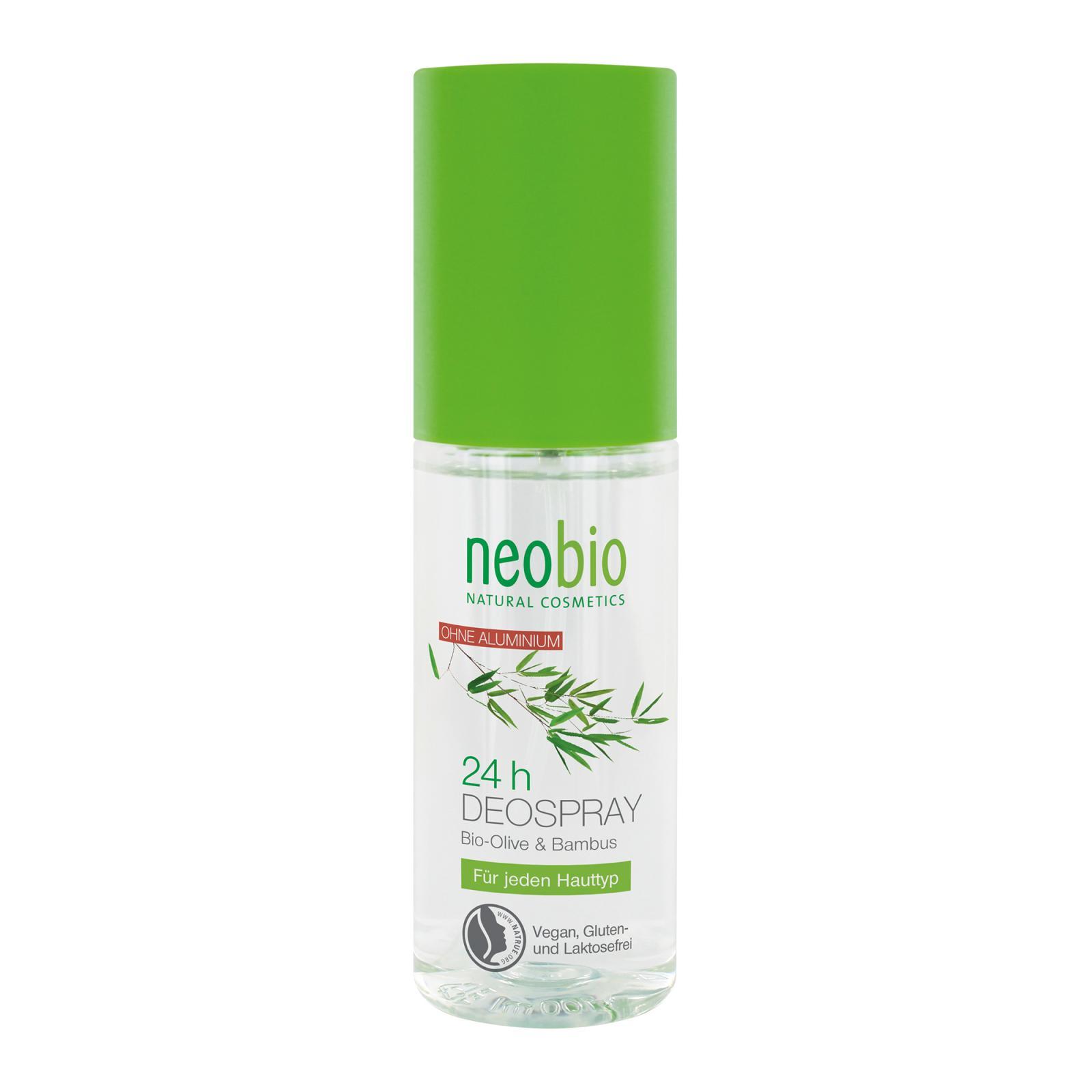 Neobio Deo spray 100 ml
