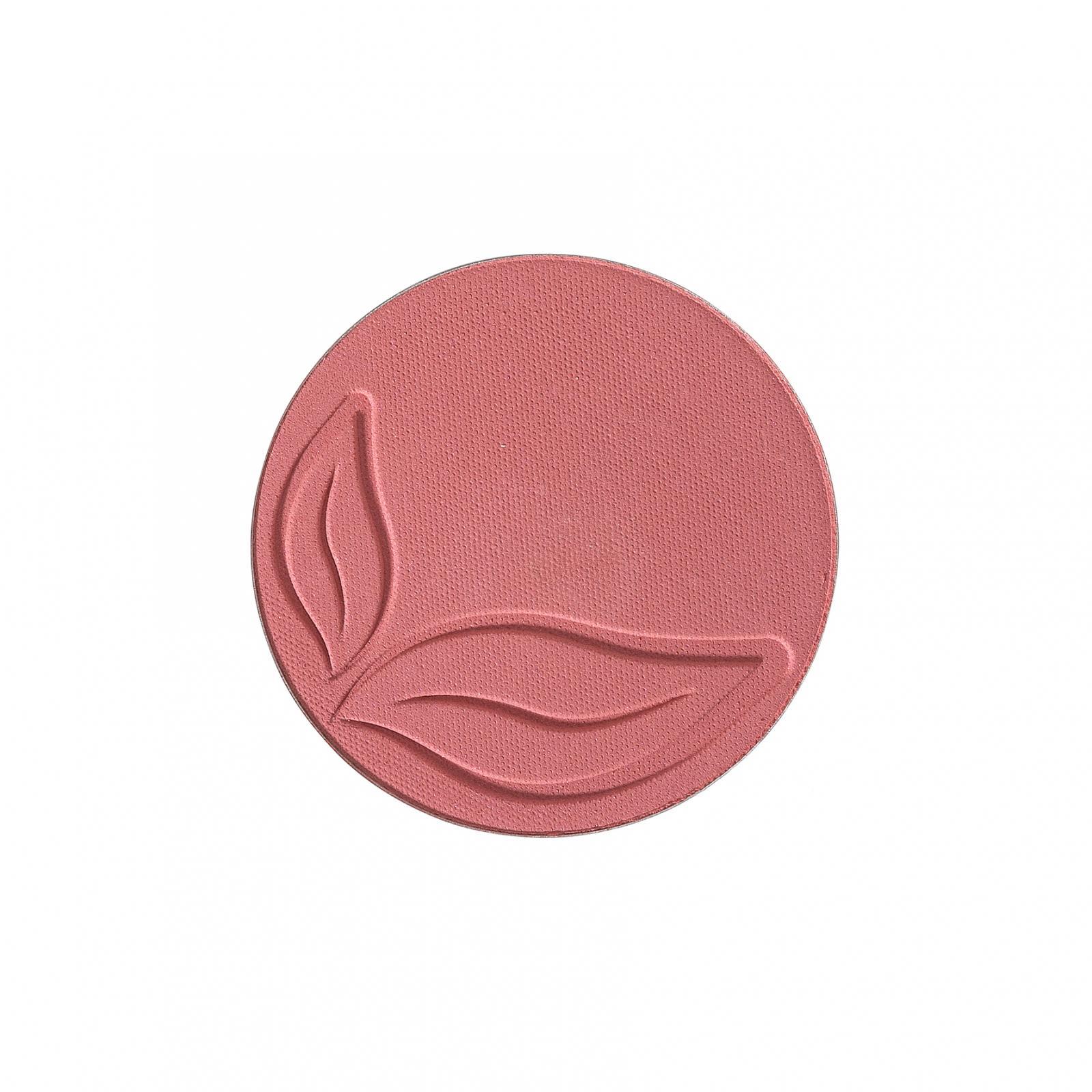 puroBIO cosmetics Tvářenka 06 Cherry Blossom 5,2 g náplň