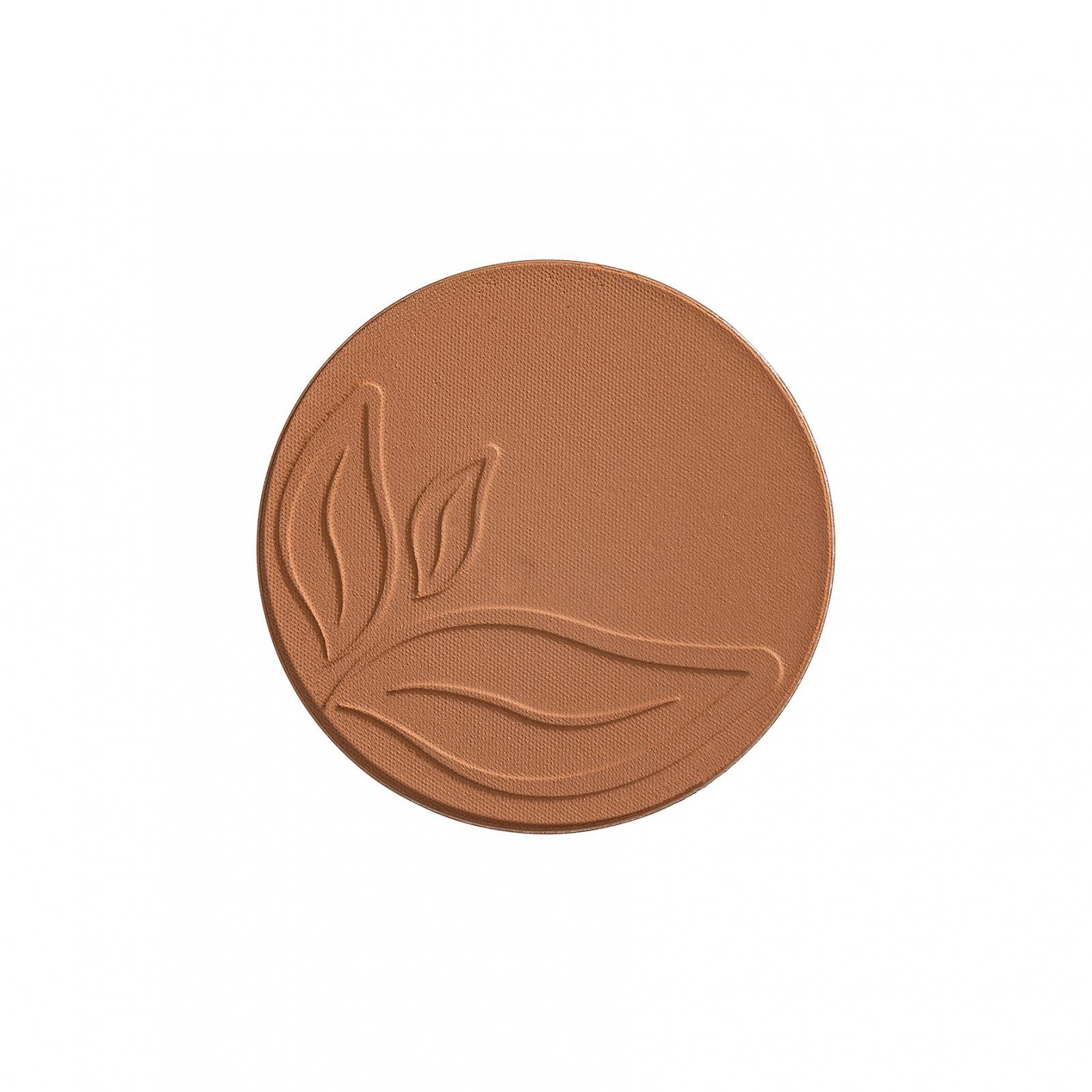 puroBIO cosmetics Kompaktní bronzer matující 05 Maroon 9 g náplň