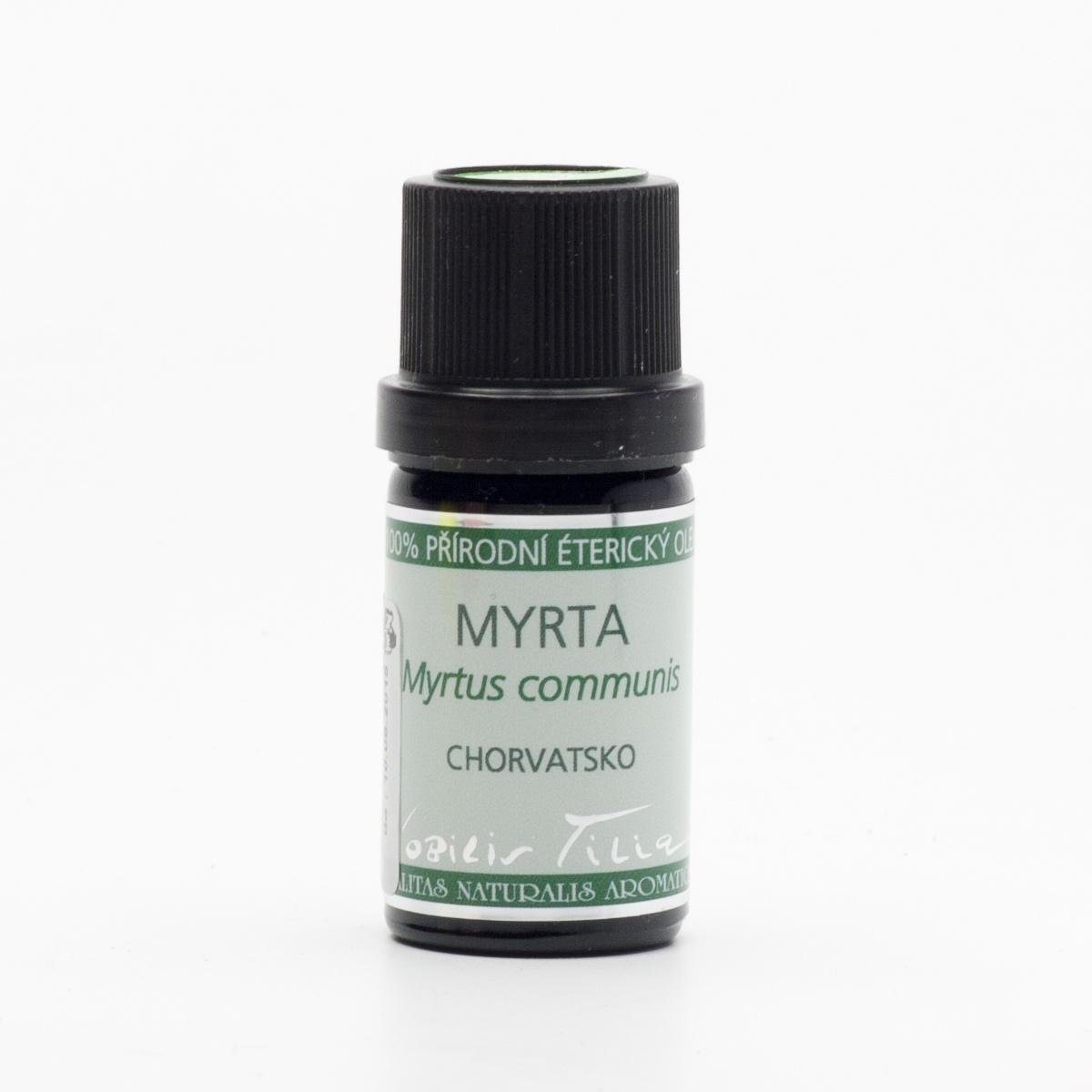 Nobilis Tilia Myrta 5 ml