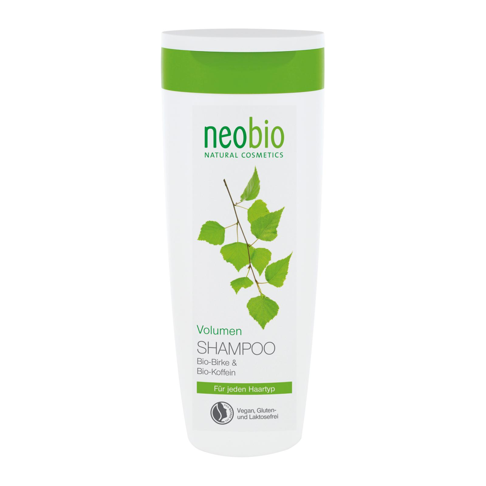 Neobio Šampon Volumen 250 ml