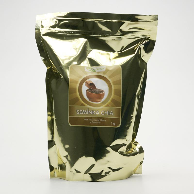 Aida Organic Chia semínka 1 kg