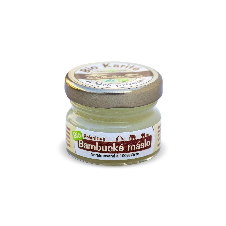 Purity Vision Bio bambucké máslo, DÁREK ZDARMA 15 ml
