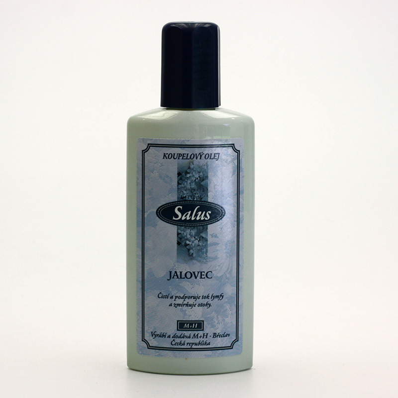Saloos x Koupelový olej jalovec 100 ml