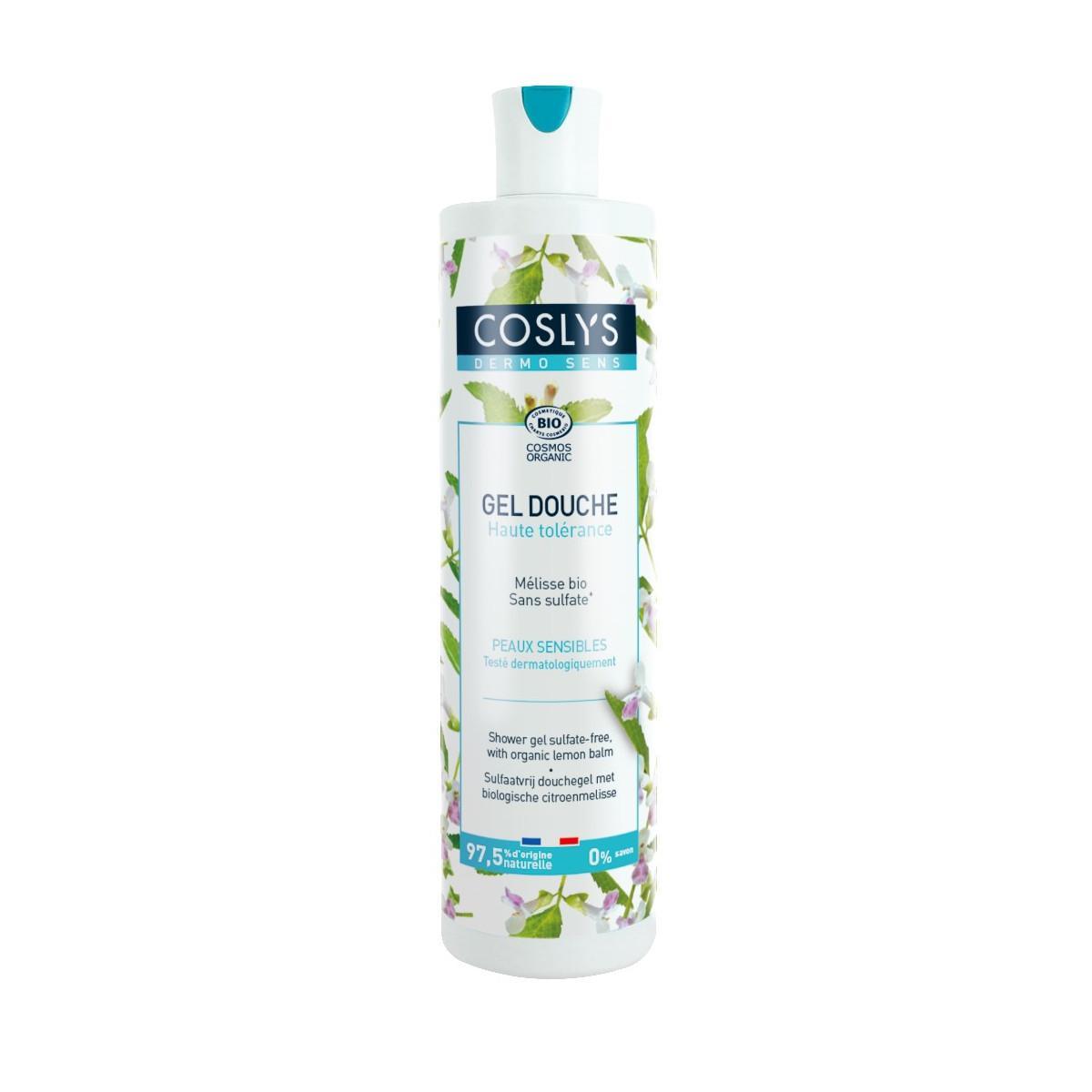 Coslys Sprchový gel bez sulfátů meduňka 380 ml