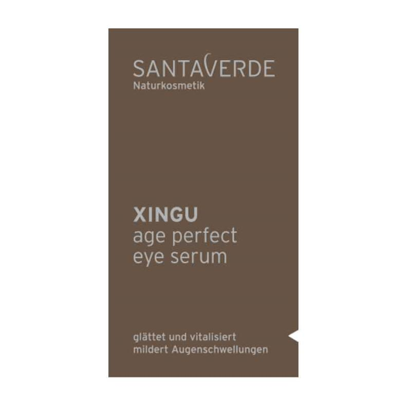 Santaverde Oční sérum Xingu, special anti-age care 1 ml