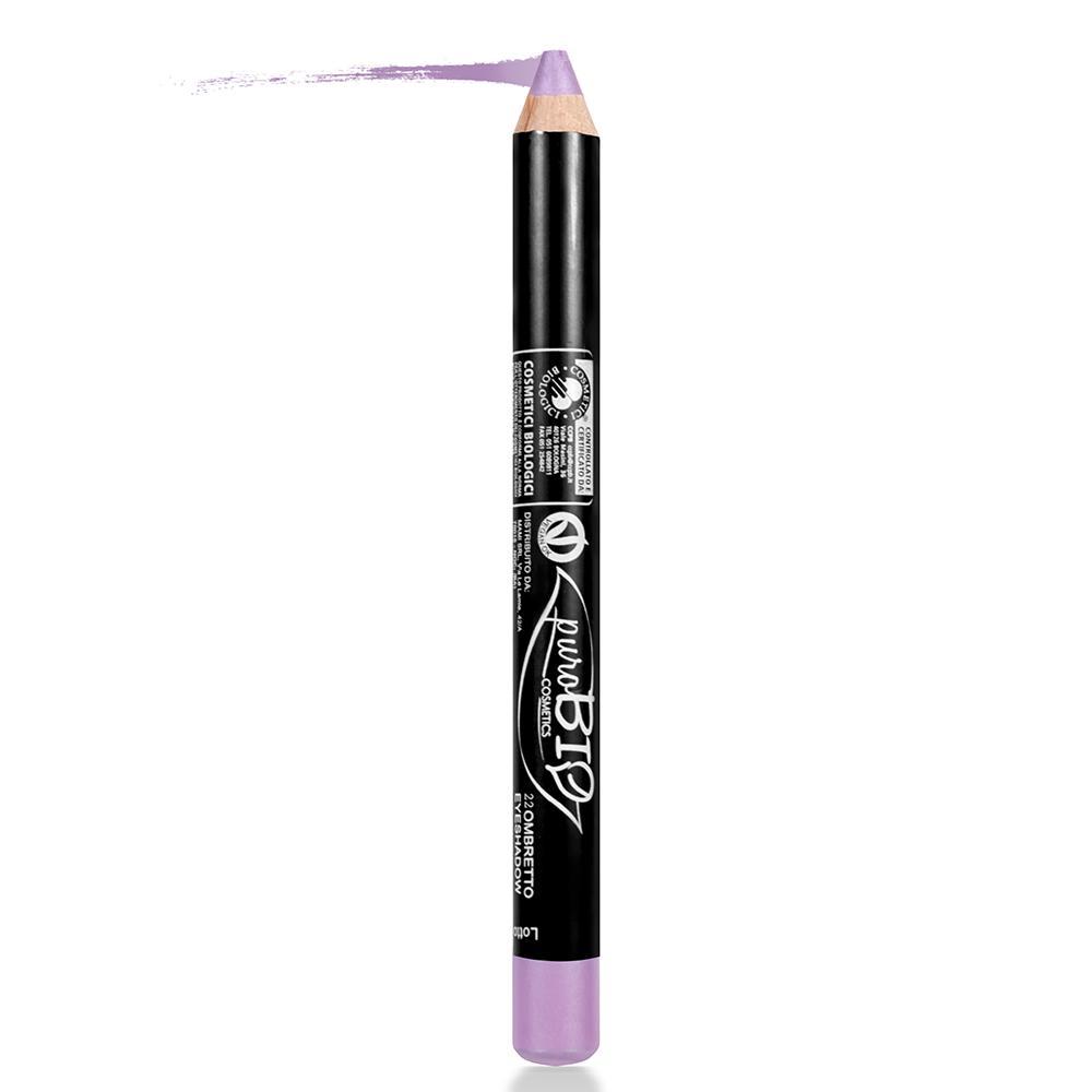 puroBIO cosmetics Oční stíny v tužce 22 Lilliac 2,3 g