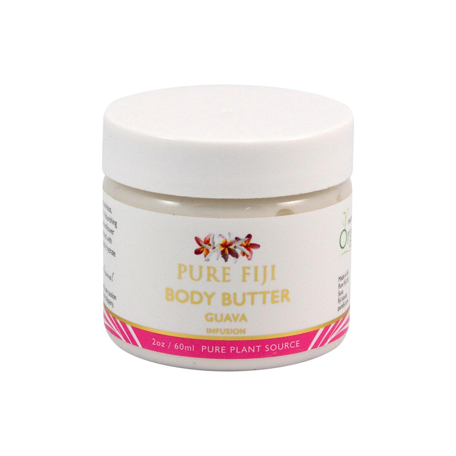 Pure Fiji Tělové máslo, guava 59 ml