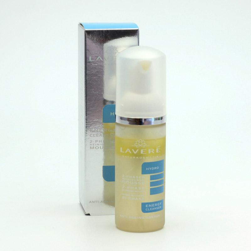 Laveré Čistící gel pěnový, Hydro Energy Cleanser, systém Hydro 50 ml