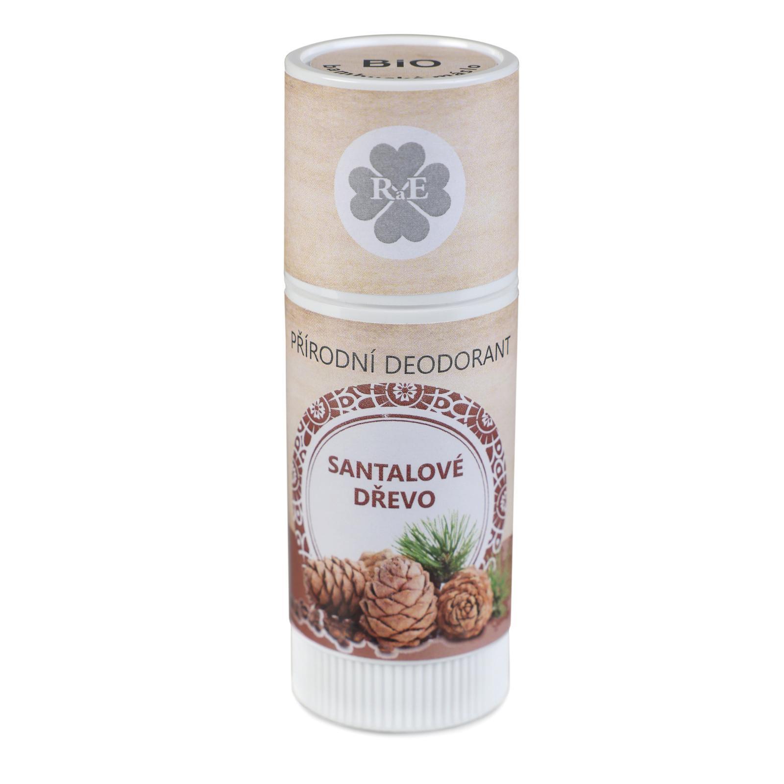 RaE Přírodní deodorant s vůní santalového dřeva 25 ml
