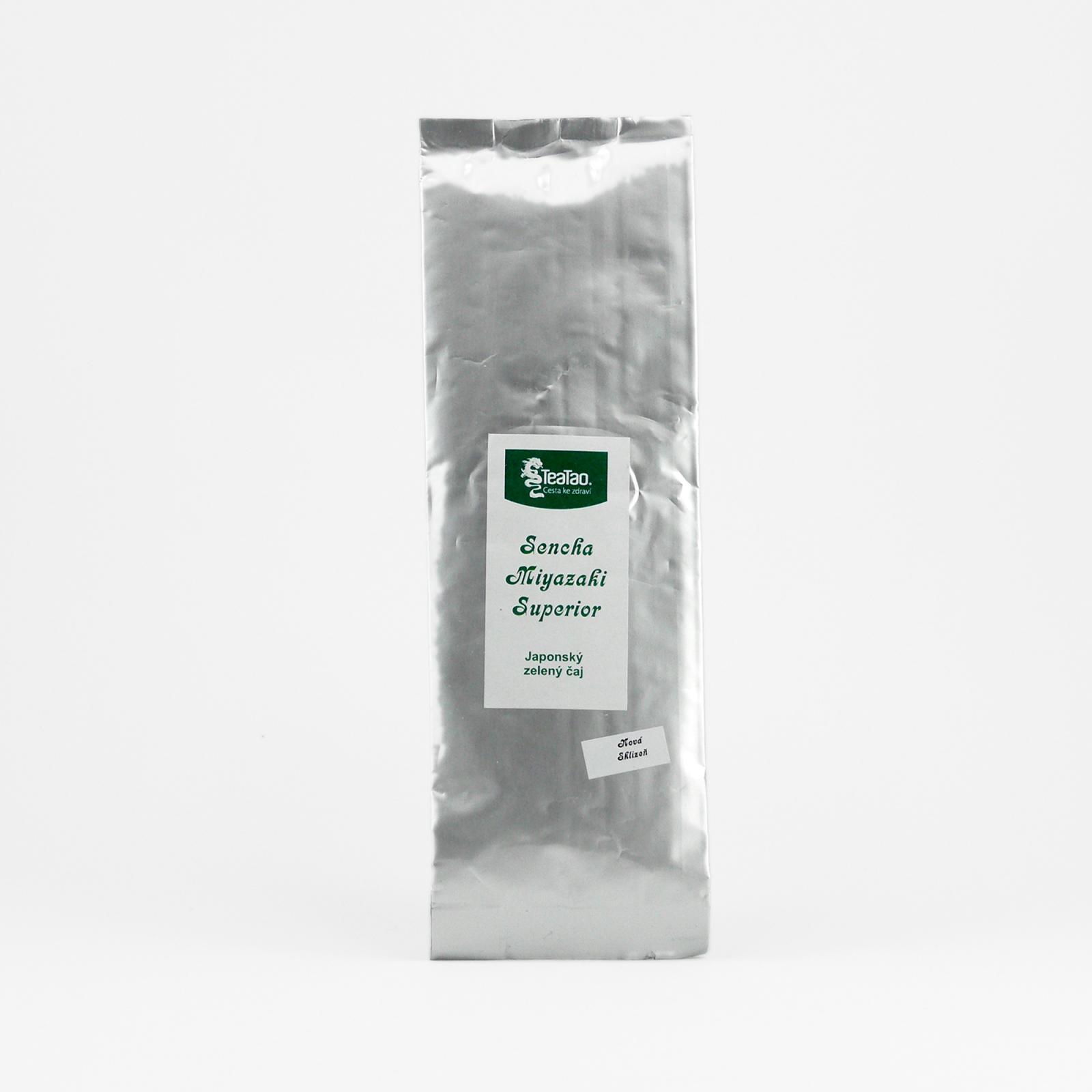 TeaTao Zelený čaj Sencha Miyazaki Superior 50 g