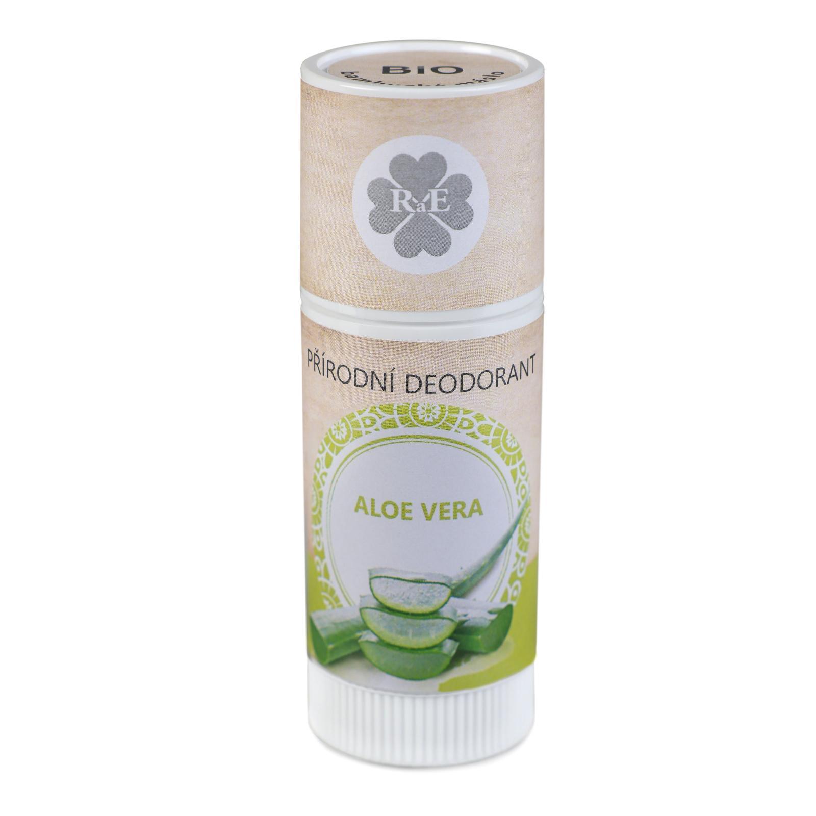 RaE Přírodní deodorant s vůní Aloe vera 25 ml