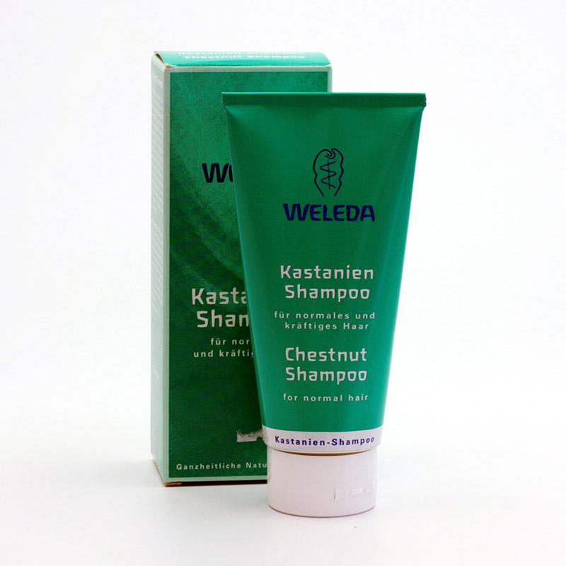 Weleda x Šampon kaštanový 100 ml