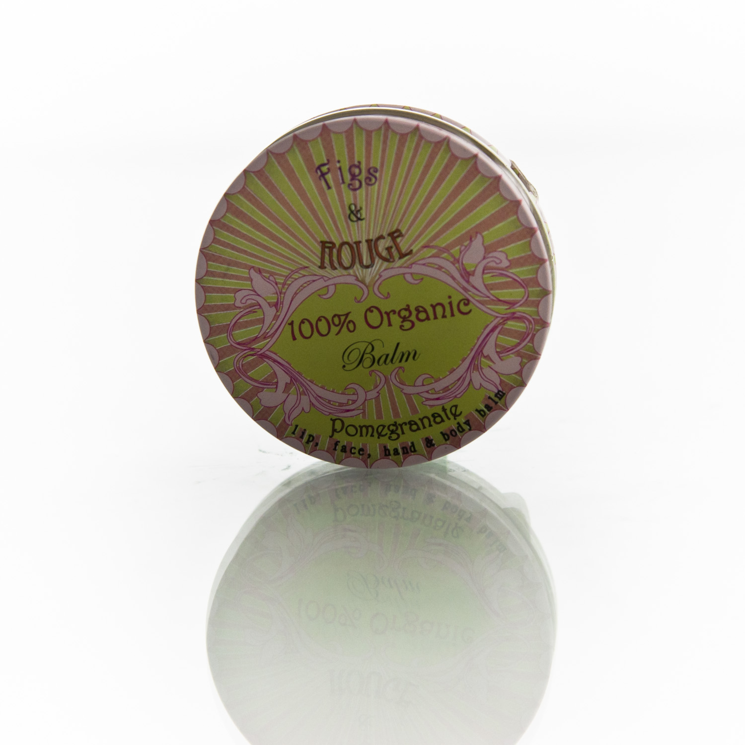 Figs and Rouge Balzám na rty Pomegranate 17 ml
