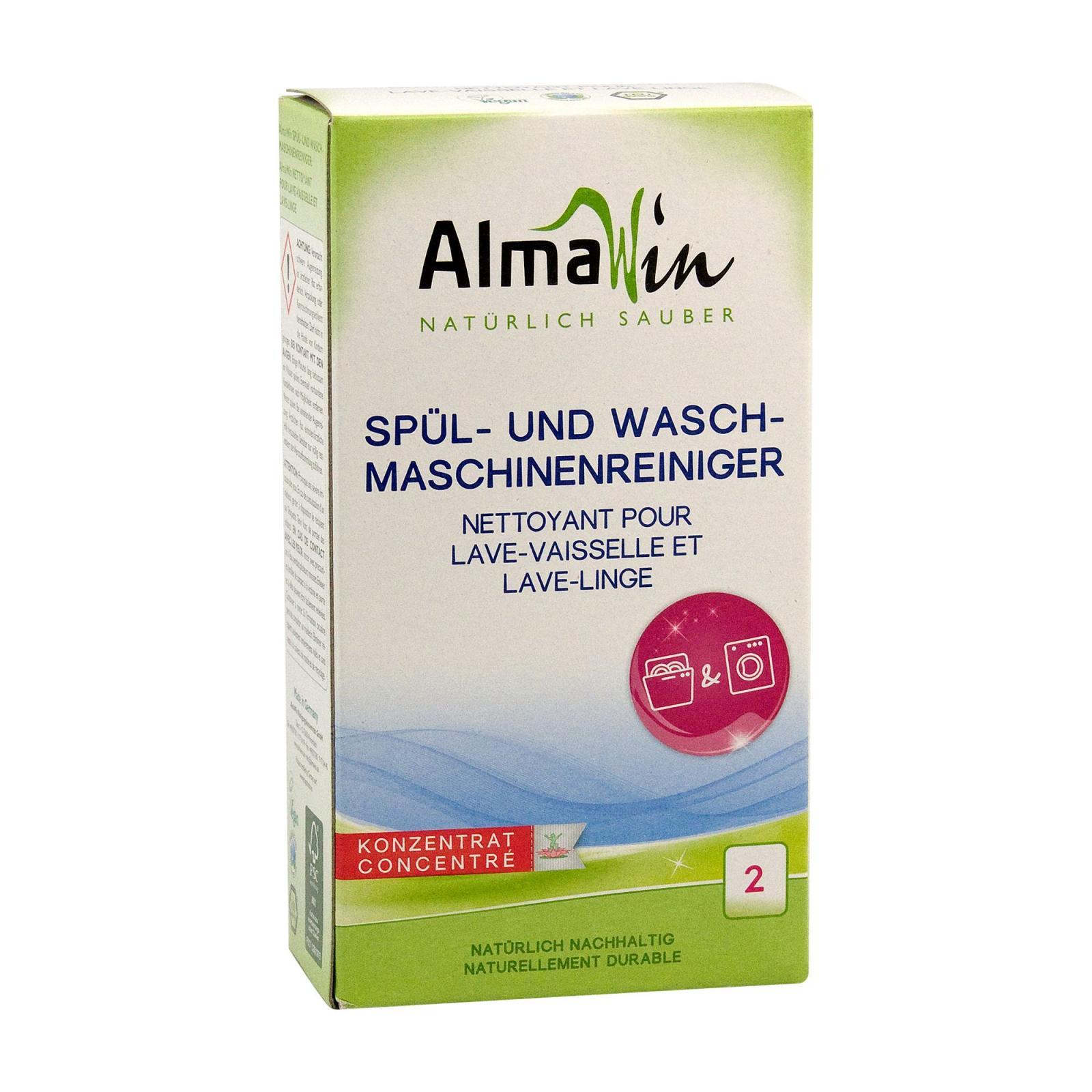 AlmaWin Čistič myčky a pračky 200 g