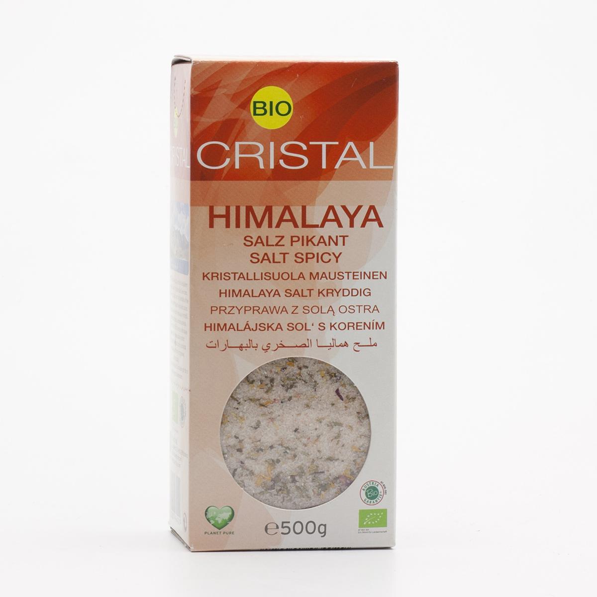 Eliah Sahil Himalájská sůl pálivá 500 g