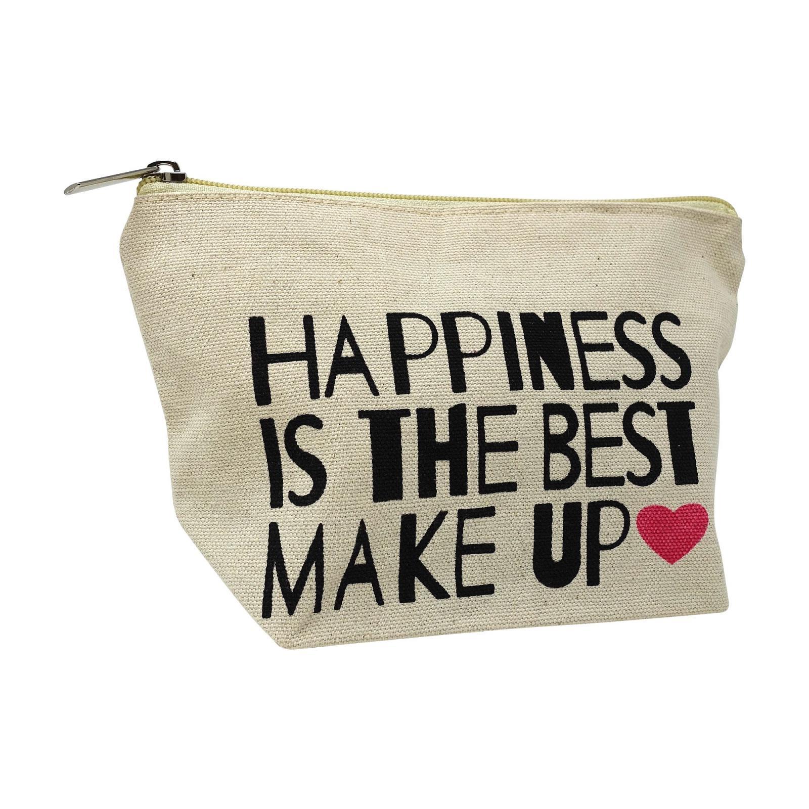 puroBIO cosmetics Kosmetická taštička Happiness 1 ks