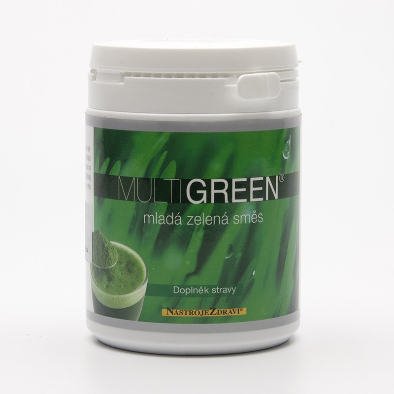 Nástroje Zdraví Multigreen 80 g