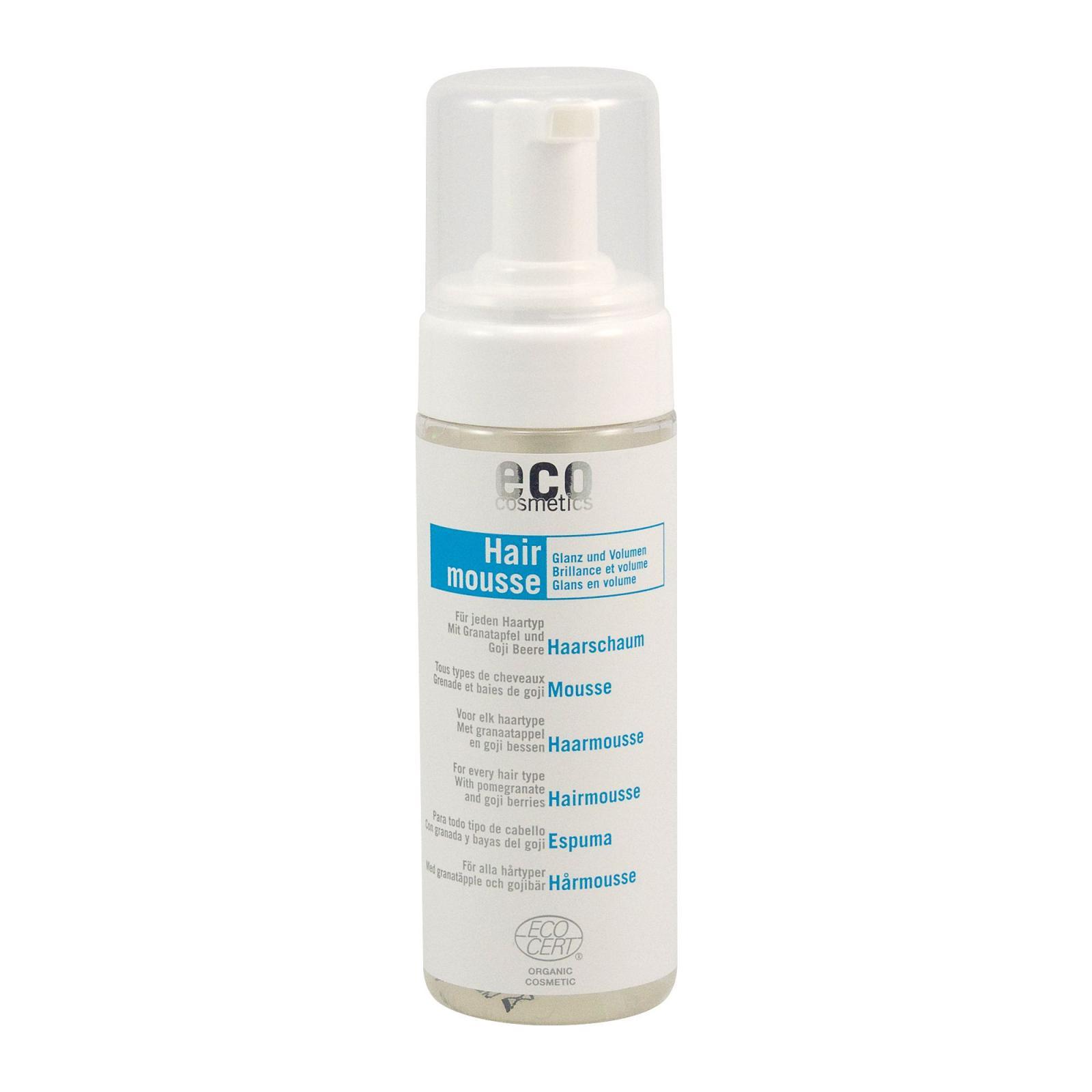 Eco Cosmetics Tužící pěna na vlasy 150 ml
