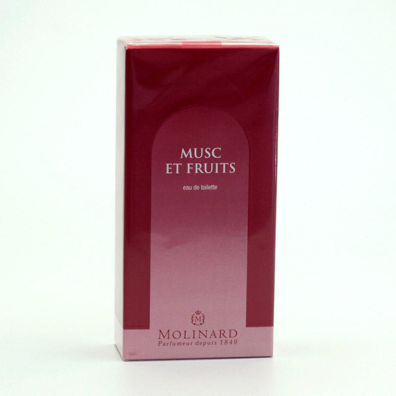 Molinard Toaletní voda Musc et Fruits, tester 100 ml
