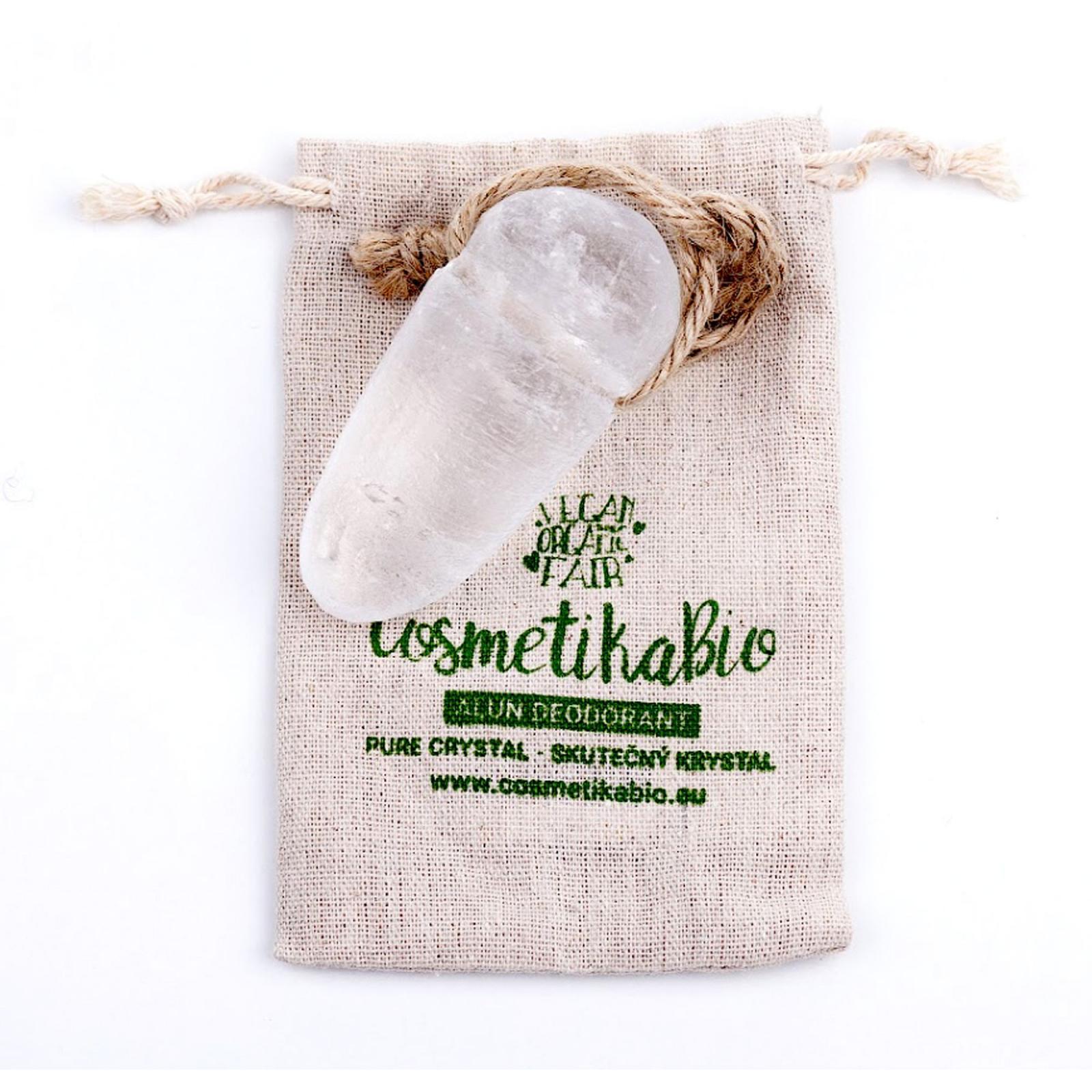 Cosmetikabio Alun Přírodní deodorant kamenec 100 g