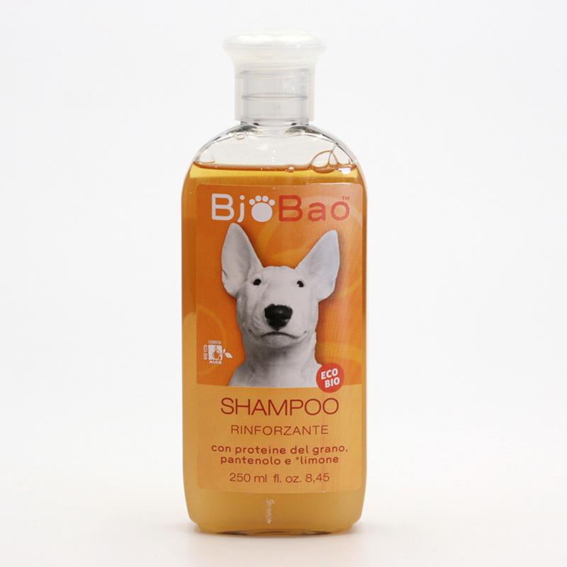 Bjobj Šampon pro psy posilňující, BioBao 250 ml