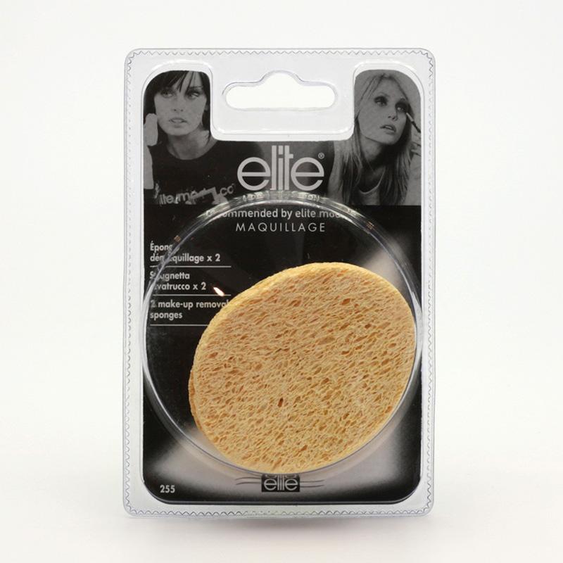 Elite Výprodej Kosmetické houbičky peelingové na odstranění make-upu 2 ks
