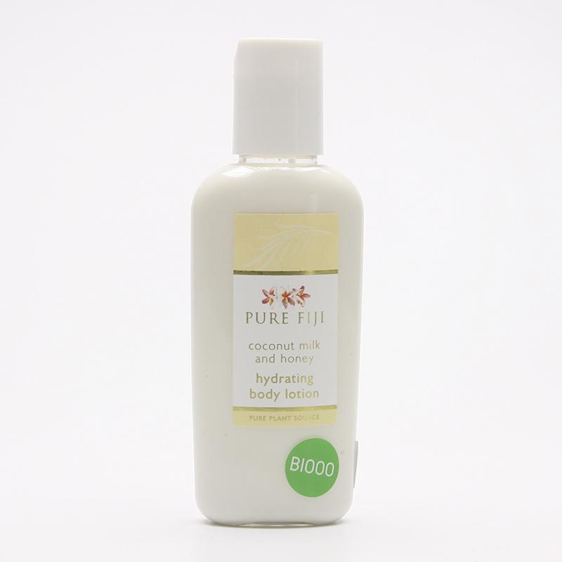 Pure Fiji Hydratační tělové mléko, mléko & med 59 ml