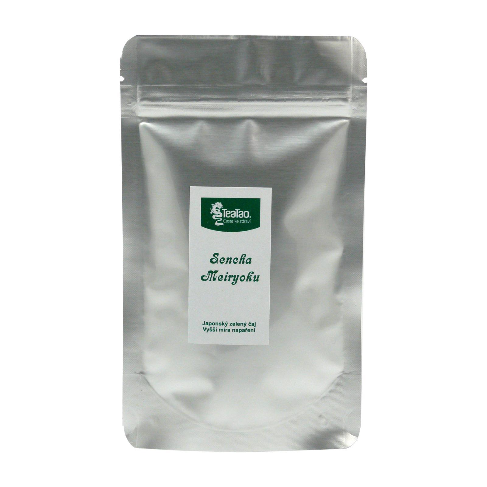 TeaTao Zelený čaj Sencha Meiryoku, sypaný 50 g